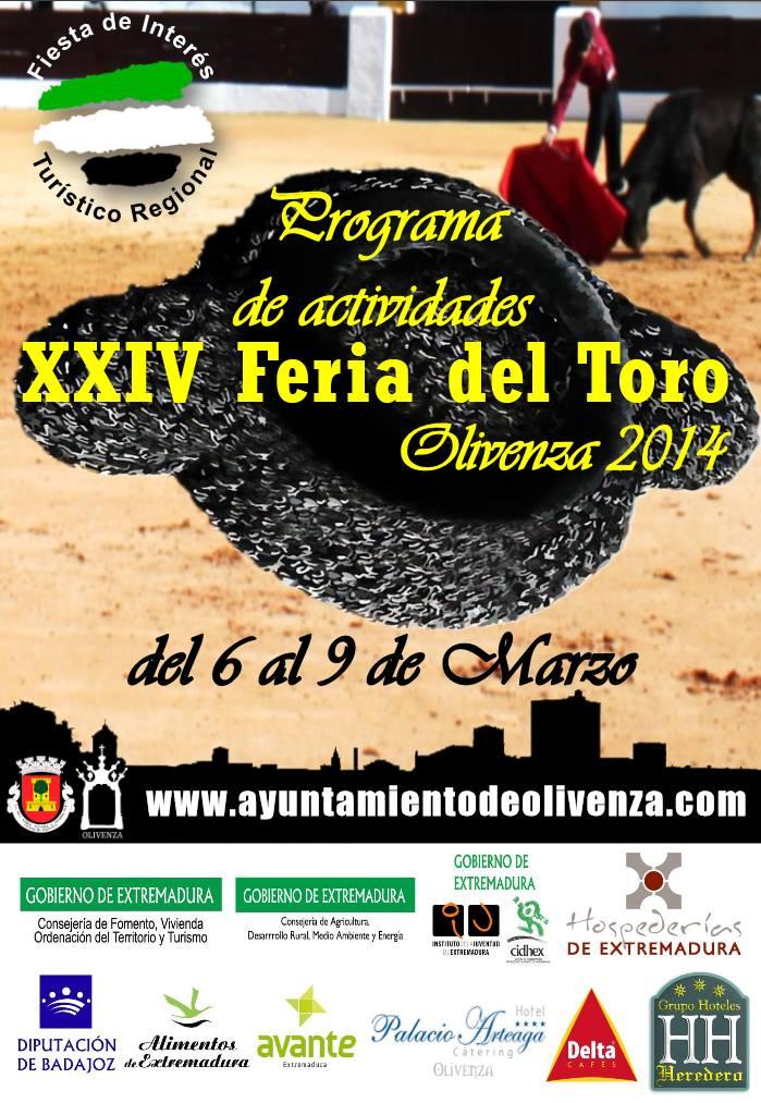 Feria del Toro 2014: La Filarmónica de Olivenza estará presente en los festejos taurinos y en la carpa de exposiciones con un stand propio