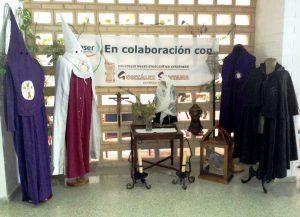 Exposición Reminiscencia Semana Santa Residencia Caser