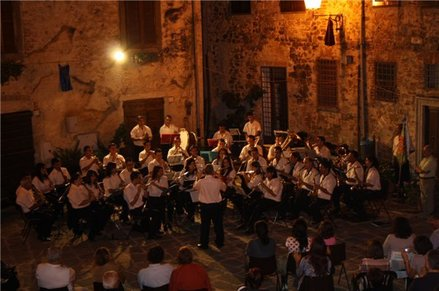 Montemerano, Italia (2010)