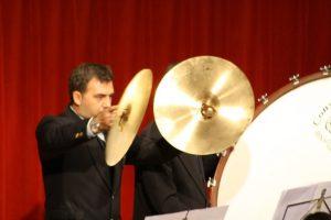 Camilo Rodríguez Macías, percusionista y profesor