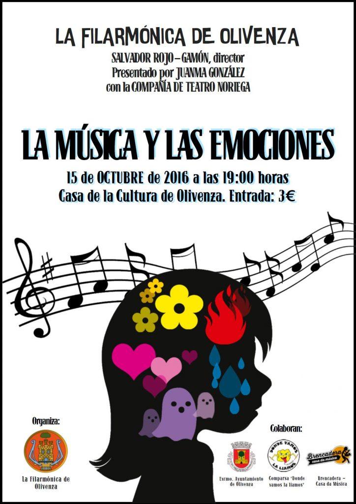 La música y las emociones- SuperConcierto 2016